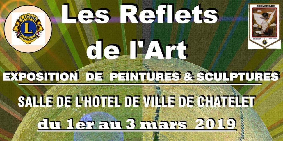 Expo Chatelet Lions mars 2019